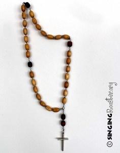 Anglican Rosary, Haiti