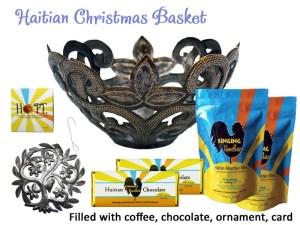 Christmas Basket from Haiti