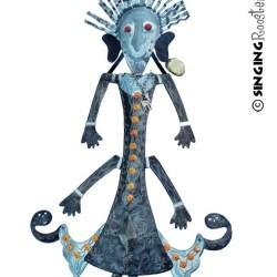 search Haitian metal wall art online