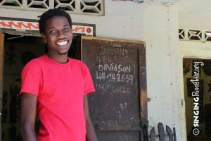 Davidson Haitian art