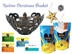 gift basket gift ideas from Haiti