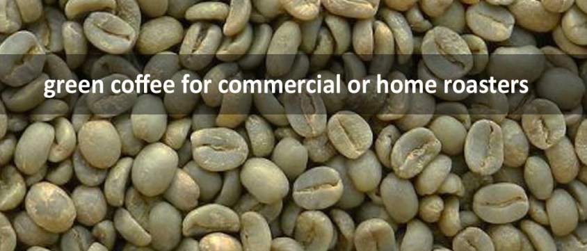 buy green Haitian coffee online