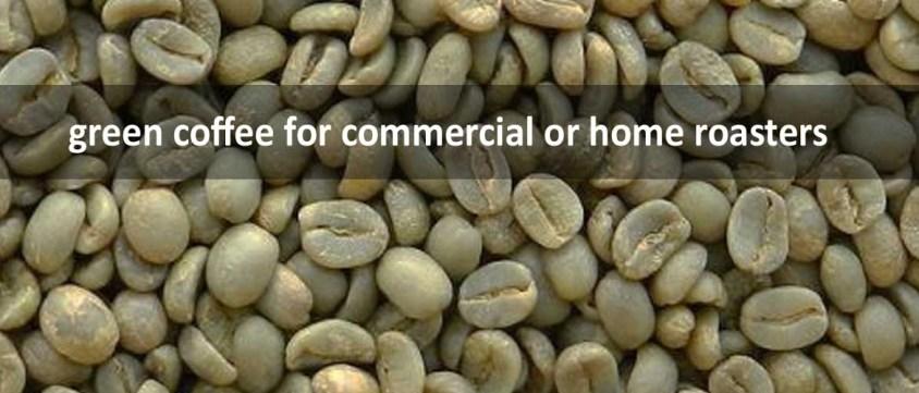 buy green Haitian coffee online