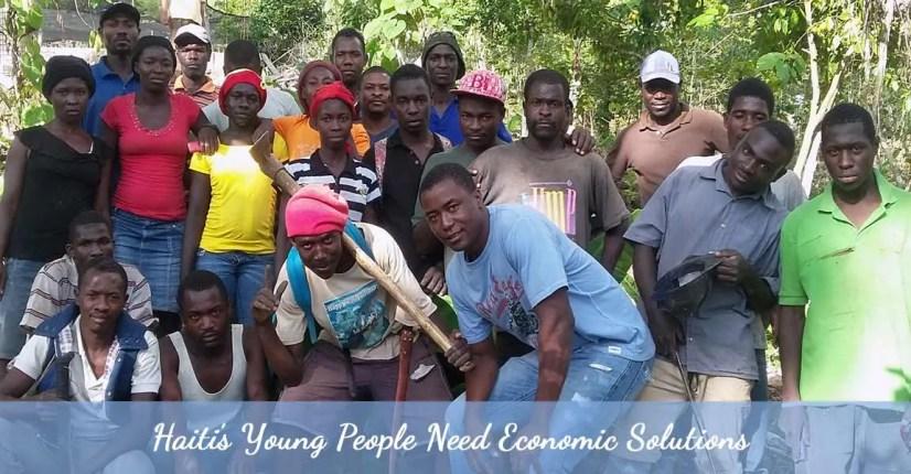 Haiti coffee economy