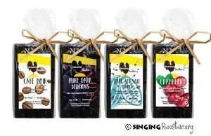 Fundraise w/ Singing Rooster's Haitian chocolate - 40%+ proceeds