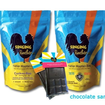 haitian coffee chocolate