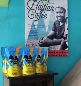 #haitiancoffee in Port au Prince