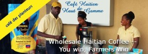 buy #haitiancoffee, Port au Prince