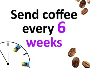 haitian coffee subscription weeks