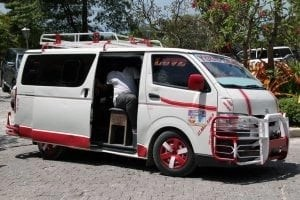Driver and Minivan for Hire - small mission or tour groups, Haiti, Port au Prince