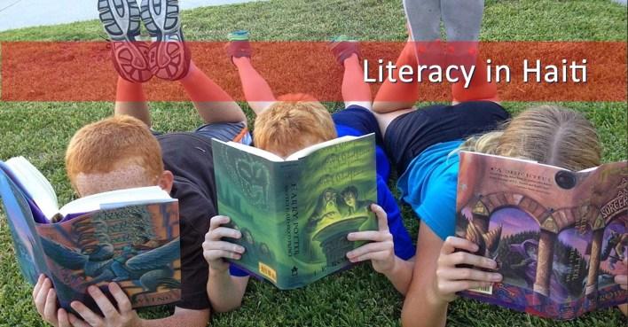 National literacy Day, Haiti