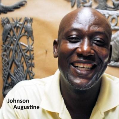 Haitian artist, online