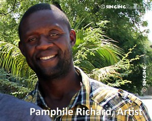 pamphile richard #haitianart