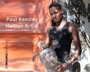Paul Kensley Haitian artist