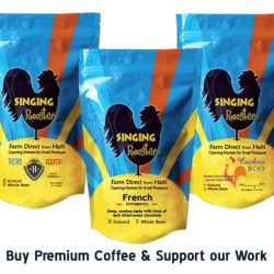 premium coffee subscriptions