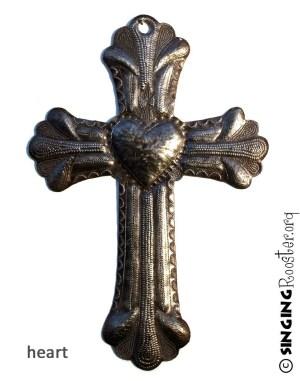shop Metal Cross Wall Art from Haiti online