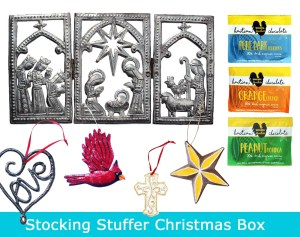 perfect stocking stuffer ideas, Haiti