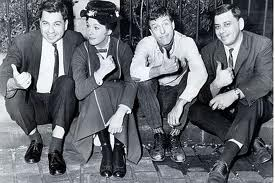 The Sherman Brothers on the Mary Poppins Set