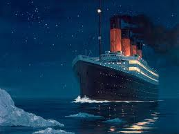 Nearer, My God, To Thee, Last Song Played As the Titanic Sinks