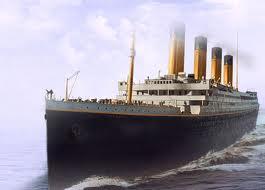 Autumn, heard the night of Titanic's Sinking
