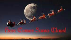 Behind the Song: Here Comes Santa Claus