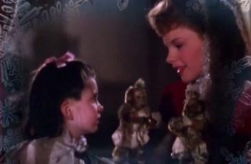 Judy singing Christmas