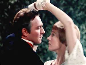 Christopher Plummer and Julie Andrews in The Sound of Music