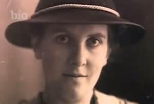 young Maria von Trapp