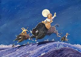 Song Story: Buffalo Gals