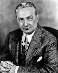 Broadway Players: Florenz Ziegfeld