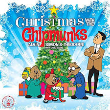 Christmas Songs: The Chipmunk Song