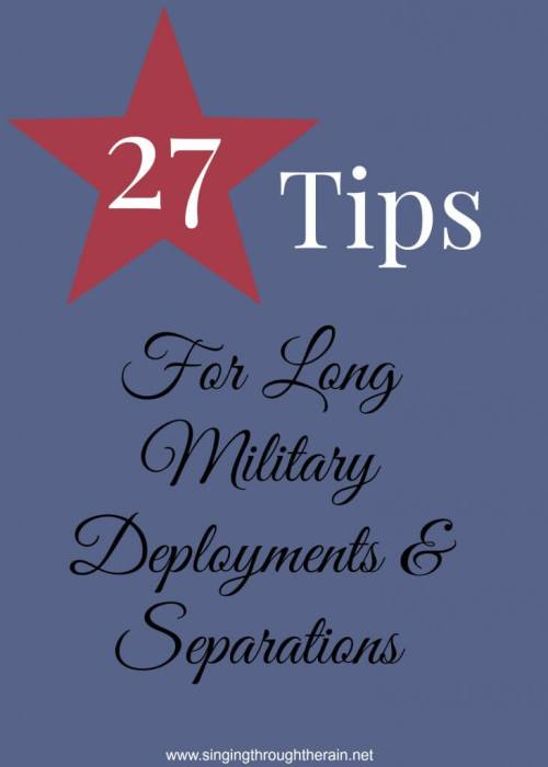 military deployments