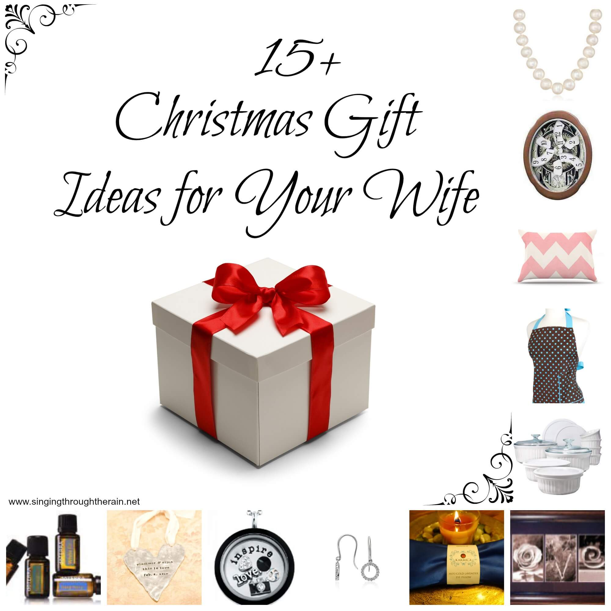 christmas gift suggestions for wife