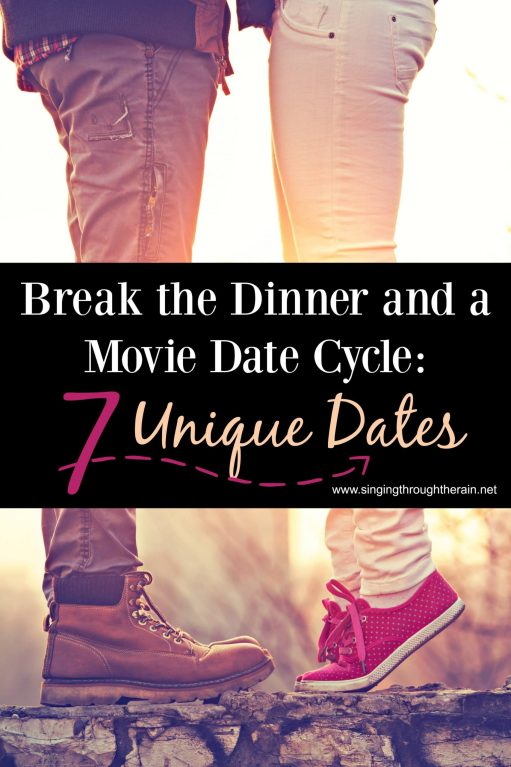 Break the Dinner and a Movie Date Cycle: 7 Unique Dates