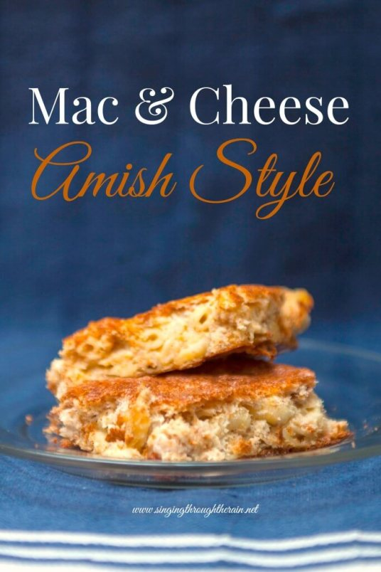 Mac and Cheese Amish Style