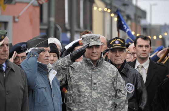 Help Veterans
