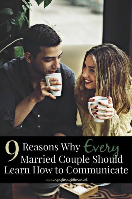 9 Reasons Why Every Married Couple should Learn how to Communicate