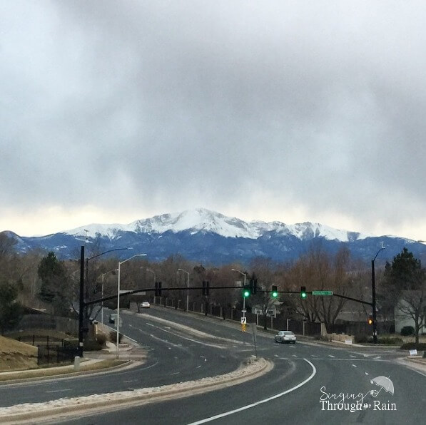 Pikes Peak In Colorado Springs: The Military Family's Guide To Colorado Springs (part 1