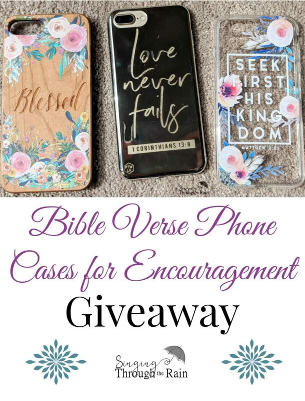 Bible Verse Phone Cases