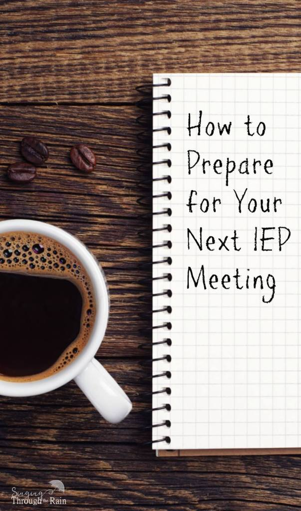 IEP Meeting Preparation: Tips for Parents of Special Needs Children
