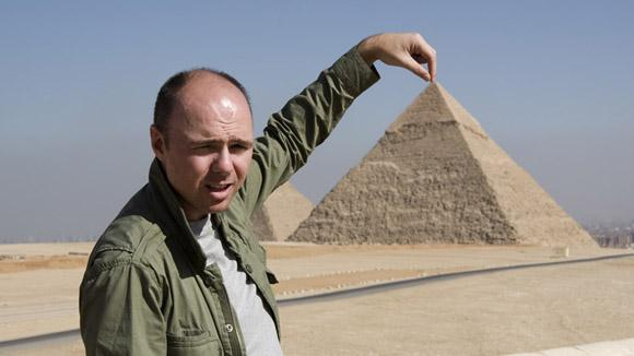 An Idiot Abroad - Missing the Marco Polo (1/4)