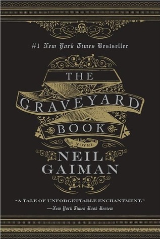 The Graveyard Book - A Tale of Life (1/2)