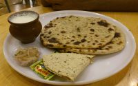 Ready to eat frozen paratha can be order online
