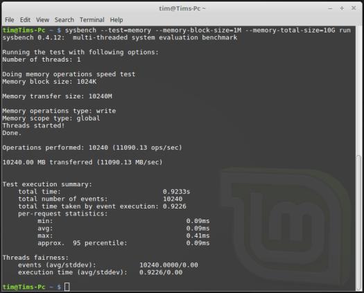 Raspberry Pi Zero W – Day 2 – Benchmarks | Single-Board
