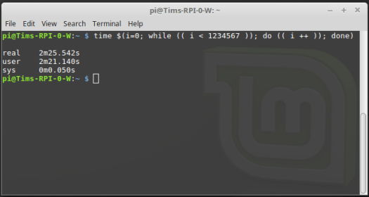Tims-RPI-0-W-CPU-test-2