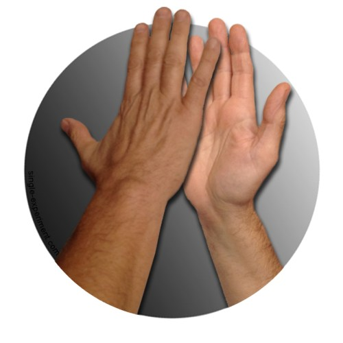 wingman high-five