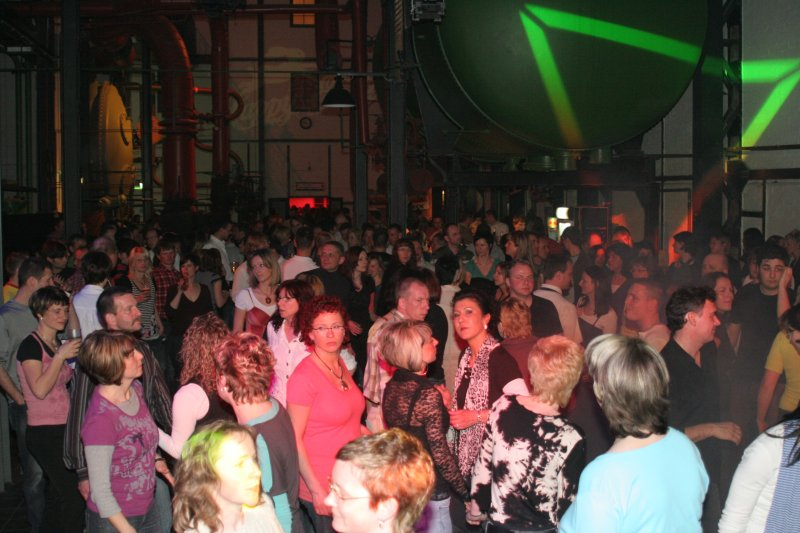 Stuttgart ü30 single party