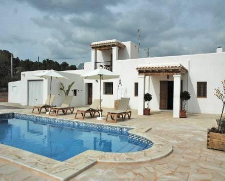 ibiza ferienhaus für Single Urlaub