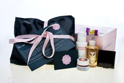 GLOSSYBOX Beauty Kosmetik