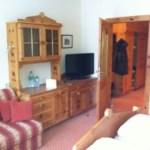 ländliche wohlig eingerichtete Hotelzimmer